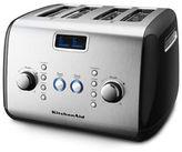 KitchenAid NEW KMT423 4 x Toaster: Onyx Black5AKMT423OB Black