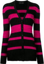 Proenza Schouler v-neck cardigan - women - Silk/Viscose/Cashmere/Wool - XS