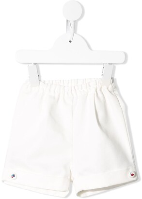 Familiar Elasticated Waist Shorts