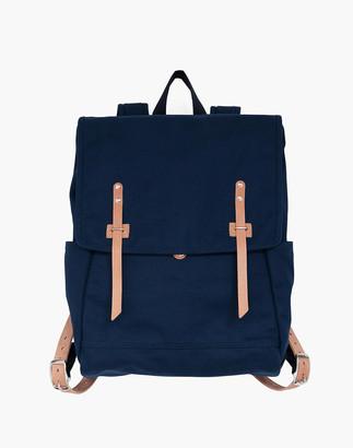 Madewell MAKR Canvas Farm Backpack