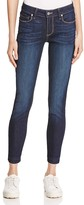 Paige Verdugo Undone Ankle Jeans in Andie