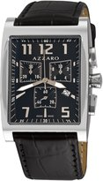 Azzaro Men's AZ1250.12BB.009 Chronograph Dial and Strap Dial Watch