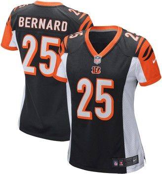 Nike Women's Giovani Bernard Black Cincinnati Bengals Game Player Jersey
