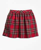 Brooks Brothers Holiday Tartan Skirt
