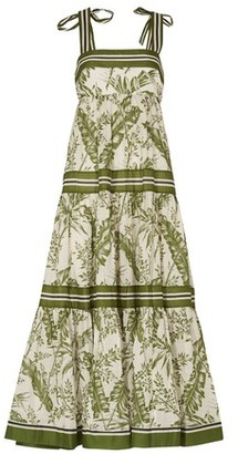 Zimmermann Tie shoulder dress