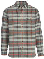 Woolrich Men's Organic Cotton Twisted Rich Flannel Shirt