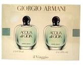 Giorgio Armani Acqua Di Gioia Edp 2 X 30 Ml 1 Oz.