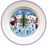 Villeroy & Boch Naif Christmas Salad Plate