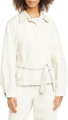 Vince Belted Utility Jacket