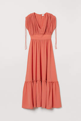 H&M Creped Dress