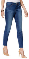 Style And Co. Mid-Rise Ankle Length Five-Pocket Jeans