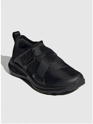 adidas Fortarun X Kids Trainers - Black