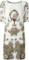 Antonio Marras printed dress - women - Cotton/Acetate/Viscose - 44