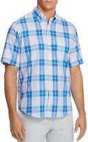 Tailorbyrd Balsam Plaid Regular Fit Button-Down Shirt