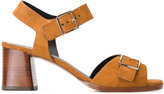 Robert Clergerie Poma sandals - women - Leather/Suede - 37