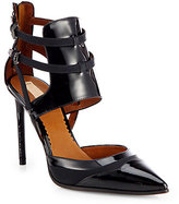 Reed Krakoff Hooded Ankle Harness Pumps