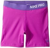 Nike Pro Cool 4 Training Short Girl's Shorts