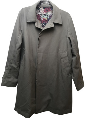 Undercover Brown Polyester Coats