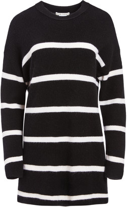 Alice + Olivia Lennie Mini Sweater Dress