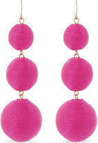 BaubleBar Vivid Crispin drop earrings
