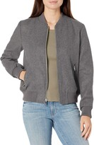 Thumbnail for your product : Levi's Women's Wool Blend Rib Knit Bomber Jacket