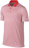 Nike Men's Victory Mini Stripe Polo Shirt