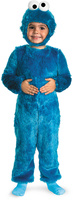Disguise Blue Cookie Monster Dress-Up Set - Toddler & Kids