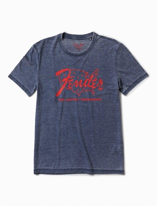 Lucky Brand Fender Nation Tee