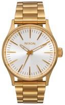 Nixon Sentry Bracelet Watch, 38Mm