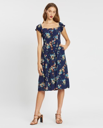 Capulet Mae Midi Dress