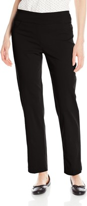 Ruby Rd. Women's Pull-On Solar Millennium Super Stretch Pant
