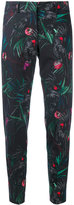 Paul Smith Kackatoo trousers - women - Cotton - 40