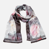 Ted Baker Women's Chleo Chelsea Long Scarf - Black