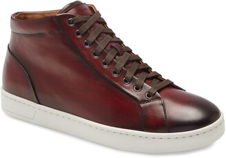 Magnanni Elonso Mid Top Sneaker