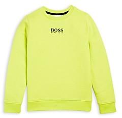 HUGO BOSS Boys' Logo Sweatshirt - Big Kid