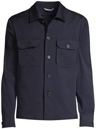 Corneliani Pocket Overshirt