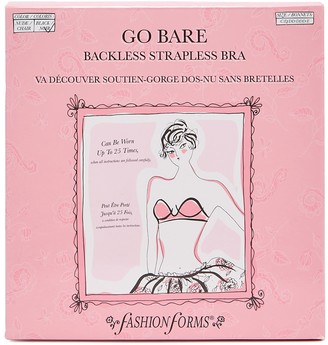 Fashion Forms Go Bare Backless Adhesive Bra