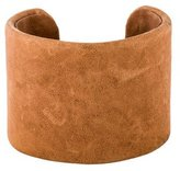 Brunello Cucinelli Leather Cuff