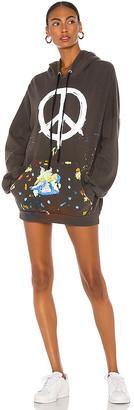 Lauren Moshi Desiree Hoodie Dress