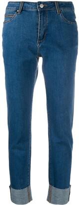Steffen Schraut Straight-Leg Trousers
