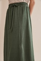 Country Road Linen Jersey Skirt