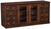 Pottery Barn Printer's Large Buffet, Tuscan Chestnut