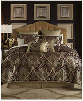 Croscill Bradney Queen 4-Pc. Comforter Set Bedding