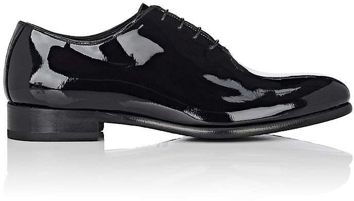 Barneys New York Men's Patent Leather Balmorals