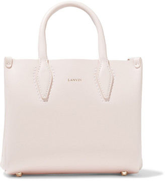 Lanvin Nano Journee Leather Tote