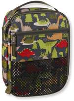 L.L. Bean Lunch Box, Print