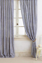 Anthropologie Fringed Toulon Curtain