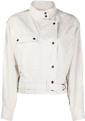 Etoile Isabel Marant Zonca biker jacket
