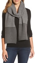 MICHAEL Michael Kors Women's Double Links Wool & Cashmere Scarf