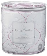 Living Textiles Poplin Quilted Bumper